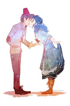 create your own reality., The Doctor and his Tardis (X)you stole me and I...