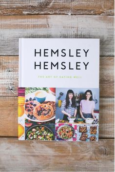 """Our recipe book of the week is """"The art of eating well"""" by Jasmine and Melissa Hemsley! It is packed with 150 delicious healthy recipes!"""