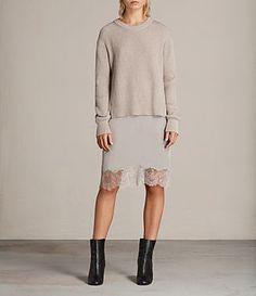 485765485 eloise long sleeve dress Jumpsuit Dress