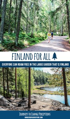 Finns know all to well the health benefits of being within such vast, open spaces and introduced 'Everyman's Right' to make them freely accessible to everyone. More: http://www.bordersofadventure.com/finland-everymans-right-outdoors-freedom/ #Finland