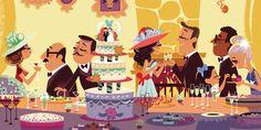 Editorial Submission :: Tiago Americo << Illustration Friday