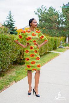 Hey, I found this really awesome Etsy listing at https://www.etsy.com/pt/listing/256192732/ankara-jarya-dress