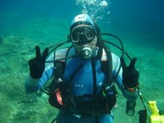 Cesme-Turkey Snorkeling, Scuba Diving, Deep Blue, Underwater, Women, Diving, Diving, Women's