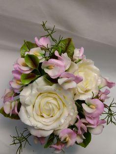 Cold Porcelain,by Natasha Waldron Cold Porcelain, Floral Wreath, Wreaths, Rose, Flowers, Plants, Decor, Floral Crown, Pink