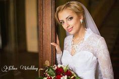 """Изысканная Яна в платье """"Кейт"""" из коллекции 2014 года , салон  Elina Wedding #Одесса #wedding #ElinaWedding #свадебный #салон"""