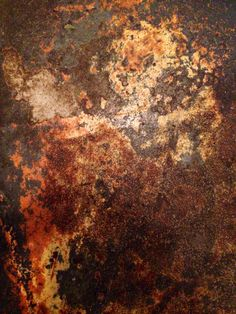 Rusted floor By Jodie Flugge