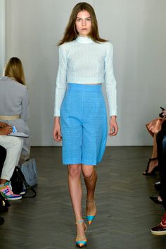 Emilia Wickstead Spring 2014 Ready-to-Wear - Collection - Gallery - Style.com