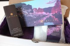 Tatcha skincare overview and regimen review … once I get my act ... The pciture is really one of those that can get me excited