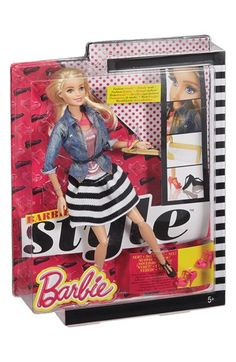 Mattel 'Barbie® - Style™ Raquelle®' Doll available at #Nordstrom