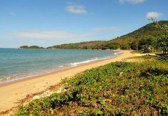 Praia Caçandoca/Ubatuba