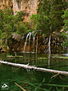 Hanging Lake - Glenwood Springs, Colorado