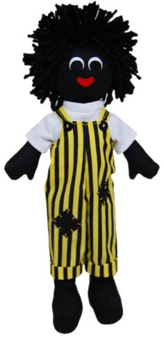 Sonny Golly Doll - 30cm http://www.thelookathome.com.au/shop/item/sonny-golly-doll-30cm