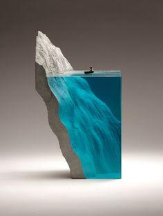 float glass, cast concrete and bronze. x x [SOLD] - Laminated float glass, cast concrete and bronze. x x [SOLD] -Laminated float glass, cast concrete and bronze. x x [SOLD] - Laminated float glass, cast concrete and bronze. x x [SOLD] -. Epoxy Resin Table, Epoxy Resin Art, Wood Resin, Sculpture Art, Sculptures, Resin Furniture, Diy Resin Crafts, Concrete Art, Poured Concrete