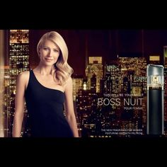 Boss by Hugo Boss Nuit pour Femme Perfume New without box. Boss Nuit Pour Femme, the new women's fragrance from Hugo Boss, is inspired by the eternal elegance of little black dresses and confidence that it gives to women. The perfume is created to complete the sophisticated smartness of a woman before her evening out. Scent name: Boss Nuit Pour Femme. Launch date: 2012. Gender: Women's. Features a blend of aldehydes and peach, jasmine and sensual violet, crystalline moss and creamy…