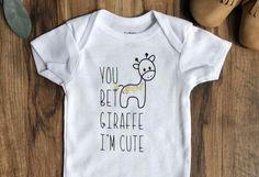 Cute Baby Onsies, Cute Baby Gifts, Best Baby Gifts, Boy Onesie, Baby Shirts, Cute Baby Clothes, Onesies For Babies, Funny Baby Girl Onesies, Girl Onsies