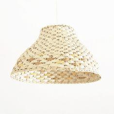 The rattan lamp - Nur noch