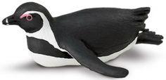 Safari Ltd. Wild Safari® Sealife 220529 - South African Penguin