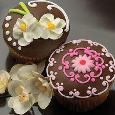Cupcake Ideas   Son pequeños pastelillos que se sirven en forma individual a los ...