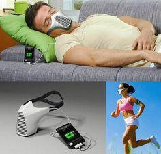 iPhone-Aufladen mit der Atmung...