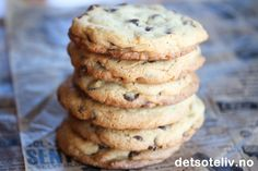 The Best Chocolate Chip Cookies Best Chocolate Chip Cookie, Chips, Food And Drink, Good Things, Baking, Desserts, Tailgate Desserts, Potato Chip, Patisserie