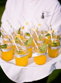 Mason jar cocktails  #summerdrinks
