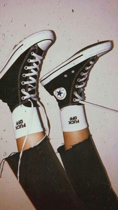 Converse Shop up to date selection of High Tops Shoes at Foot Locker. Black Converse Outfits, Converse Style, Converse Shoes, Black High Top Converse, Custom Converse, Shoes Sneakers, Galaxy Converse, Converse Tumblr, Converse Photography