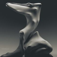 body sculpture...so my concept includes tensile structure or just the stretching of fabrics to create a form. This is an awesome example of what im thinking of. I want to integrate the sexuality of women in a beautiful way
