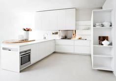 Slim di Elmar Cucine: nuove essenze, nuovi materiali