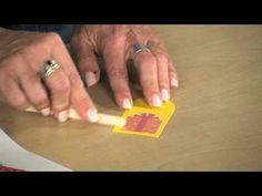 ▶ Grafix Rub-Onz Transfer Film - video (Print, stamp, or draw directly on the sheet to make DIY rub-ons or dry transfers)