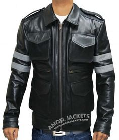 Game which entertains you and keeps you happy . Leon Kenndy jacket is vailable now you will be more happy by avail with discount for christmas