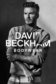 Begin the cold-weather season with a warm & low-maintenance sweatshirt from our David Beckham Bodywear collection. | H&M For Men
