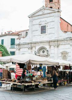 Antique Market | Lucca, Italy
