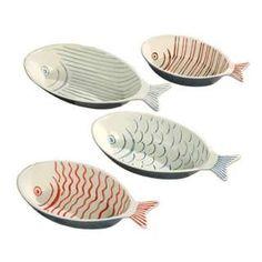 ceramic bowls & dishes