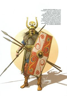 Gaulish chieftain