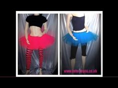 How to Make Your Own Hoop Dance Skirts and Tutus | Twistin Vixens Hooping