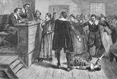 Salem Witch Trials - Unsolved Mysteries In The World