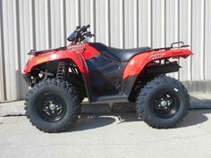 New 2016 Arctic Cat 500 ATVs For Sale in Oklahoma. The minimum operator age of this vehicle is 16.