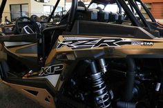 New 2017 Polaris RZR XP 1000 EPS Gold Metallic ATVs For Sale in Arizona. 2017 Polaris RZR XP 1000 EPS Gold Metallic, 2017 Polaris® RZR XP® 1000 EPS Gold Metallic <p>Signature RZR XP® 1000 performance, with added capability to dominate the trail and rocks.</p><p> Features may include: </p> POWER FEATURES <ul><li>110 HP PROSTAR® H.O. ENGINE</li></ul><p>Designed specifically for extreme performance, the Polaris ProStar® 1000 H.O. engine features 110 horses of High Output power and all of…