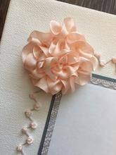 Items similar to The Emma Display Frame-Hand Embroidered Silk Ribbon Flower Picture Frame on Etsy Flower Picture Frames, Wood Picture Frames, Wedding Programs, Wedding Invitations, Creative Wedding Gifts, Silk Ribbon, Ribbon Flower, Frame Display, Embroidered Silk