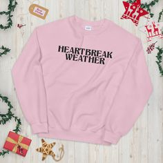 Excited to share the latest addition to my #etsy shop: Heartbreak Weather Sweatshirt, Niall Horan Hoodie, Niall Horan Merch | One Direction Member | Niall Horan Sweatshirt Funny Christmas Sweaters, Ugly Xmas Sweater, Christmas Shirts, Noel Christmas, Winter Wonderland Christmas, Nutcracker Christmas, Halloween Christmas, Zombie Shirt, Funny Sweatshirts