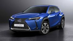 UX 300e new electric car from Lexus It can travel 250 miles