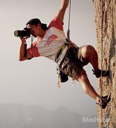 Photographer Jimmy Chin.