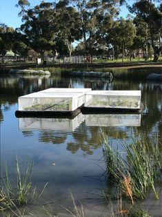 LinkedIn Valley City, Floating Garden, Woodland Park, Habitats, Sustainability, Australia, Landscape, Mountain, Life