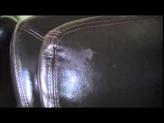 repair leather couch How to Fix a Peeling Leather - repair