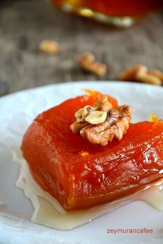 Pompoen Dessert - New Fashion Design Baking Recipes, Snack Recipes, Dessert Recipes, Turkish Recipes, Italian Recipes, Mousse Au Chocolat Torte, Turkish Sweets, Healthy Casserole Recipes, Pumpkin Dessert