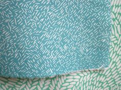 fabric hand printed with woodblock