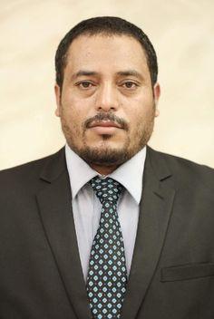 #موسوعة_اليمن_الإخبارية l الزميل فتحي منجد مديراً عاماً للحسابات والميزانية برئاسة الوزراء