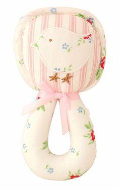 Alimrose Birdie wand rattle    www.alimrose.com.au