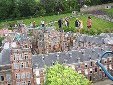 Madurodam (mini-Holland) -Hague,The Netherlands