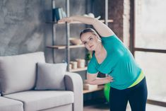 Young Women, Stretches, Athletic, Stock Photos, Woman, Image, Products, Fashion, Moda